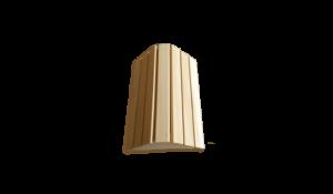 lamprara para sauna