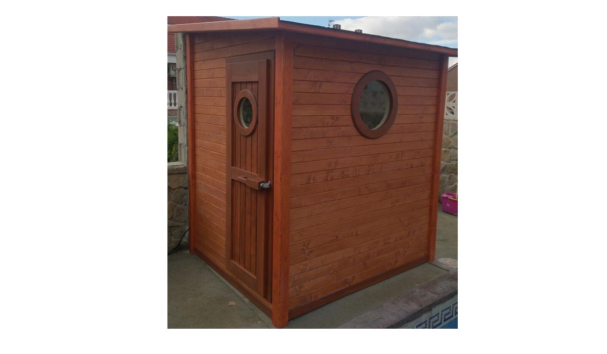 Sauna Basilea de Saunakris