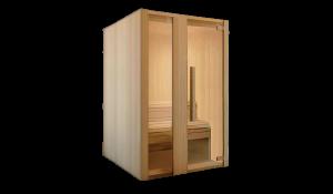 calefactor para sauna pequeña