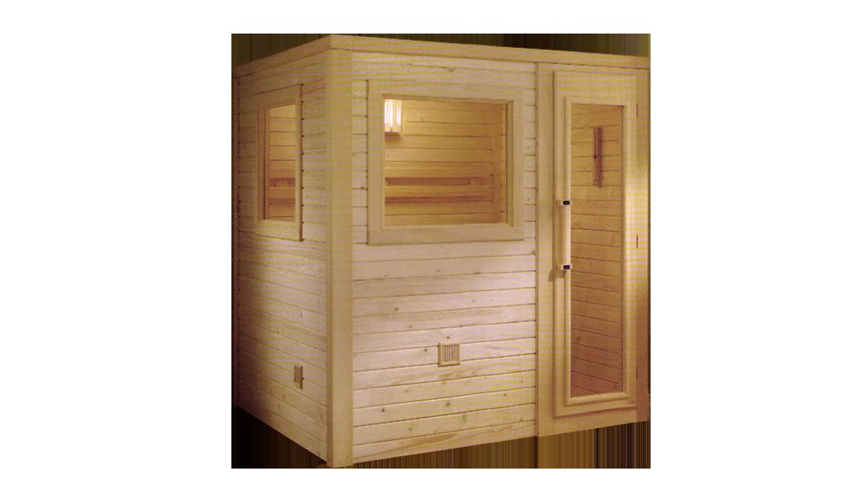 sauna Olmo de Saunakris