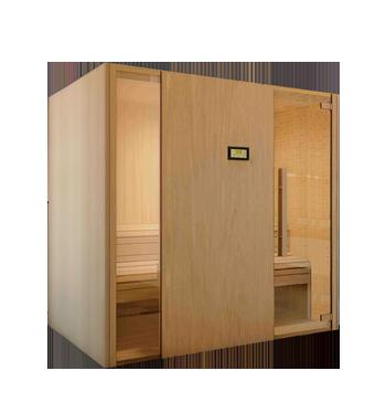 sauna kit 3