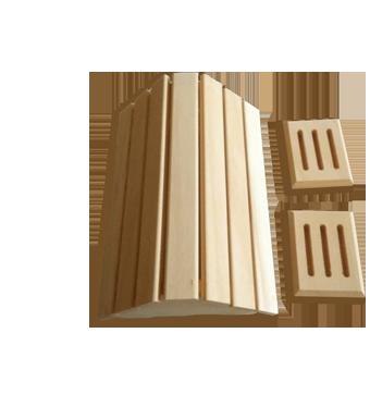 lampara para sauna